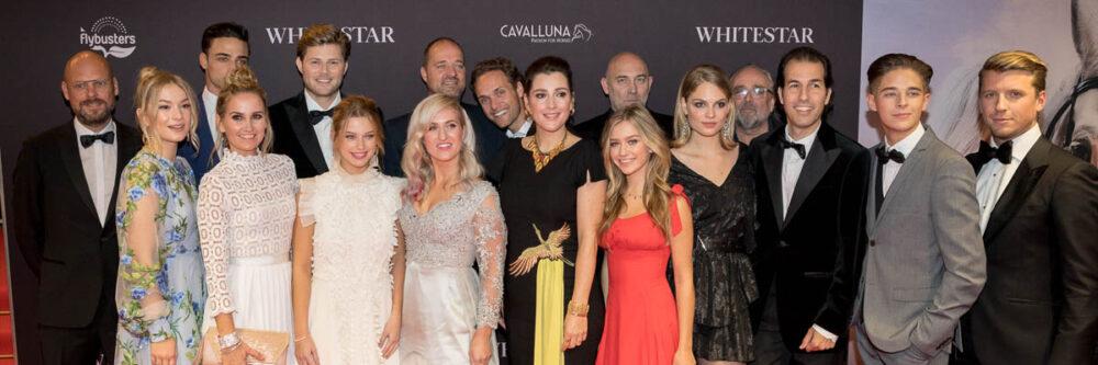 Whitestar cast